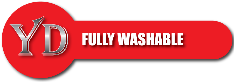Fully Washable