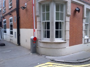 Automatic Barrier (Westminster)
