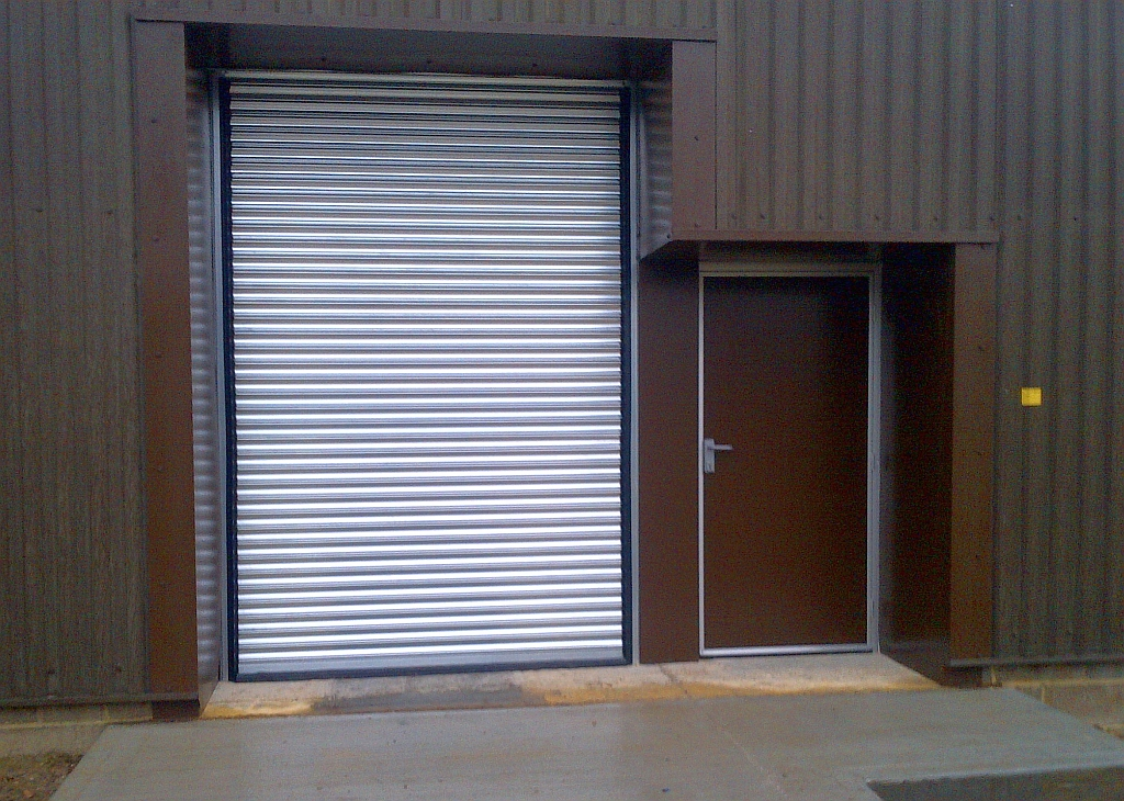 Double Application Doors