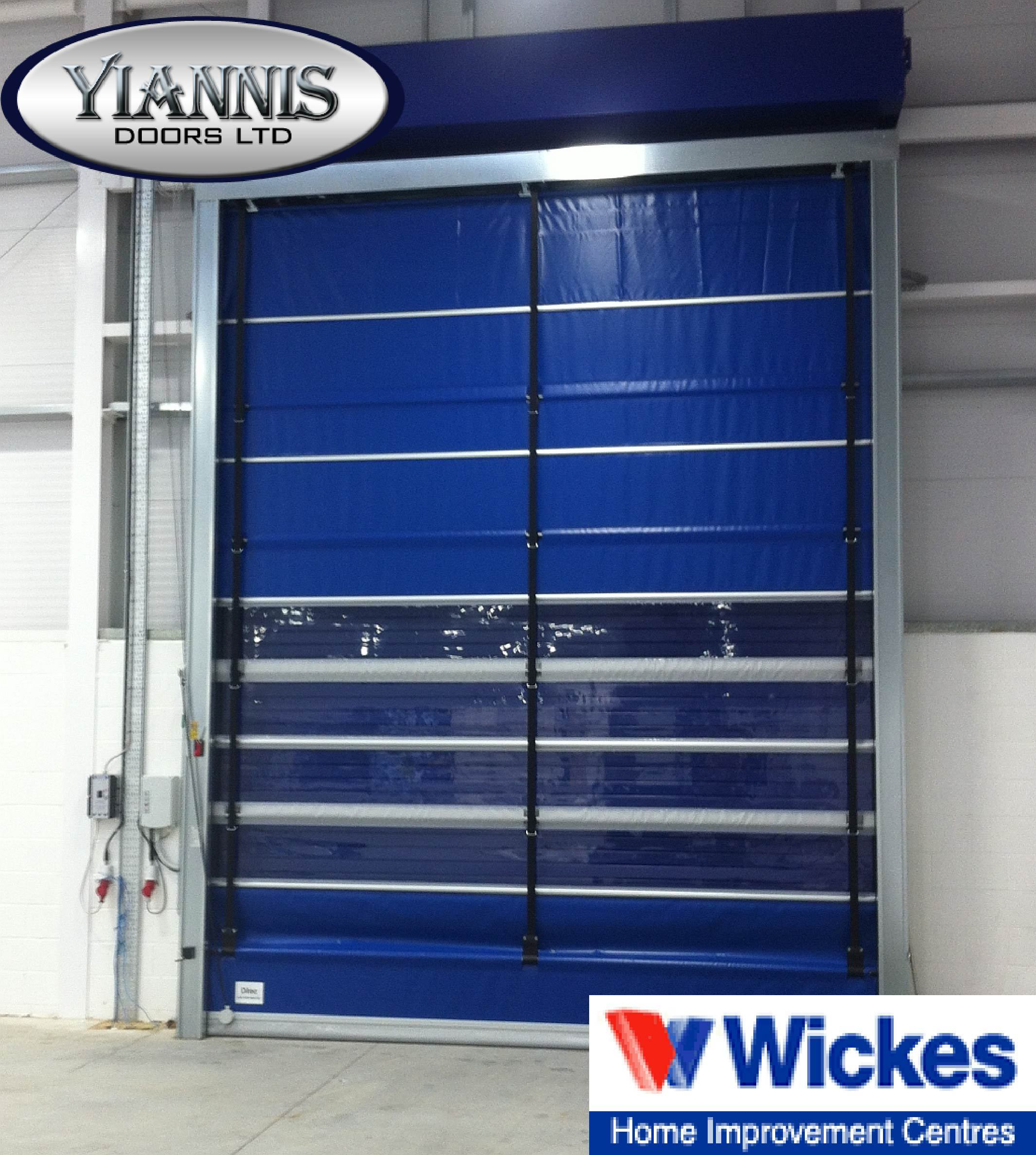 Yiannis Doors Standard Wickes Door